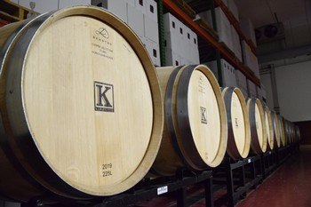 Karamoor Estate Vintage Barrel
